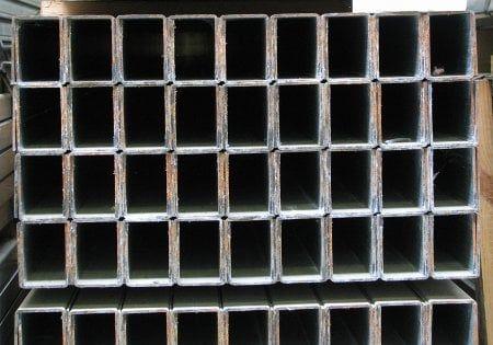 Stahlprofile U   feuerverzinkt   25 / 19 / 25 x 1,25 mm