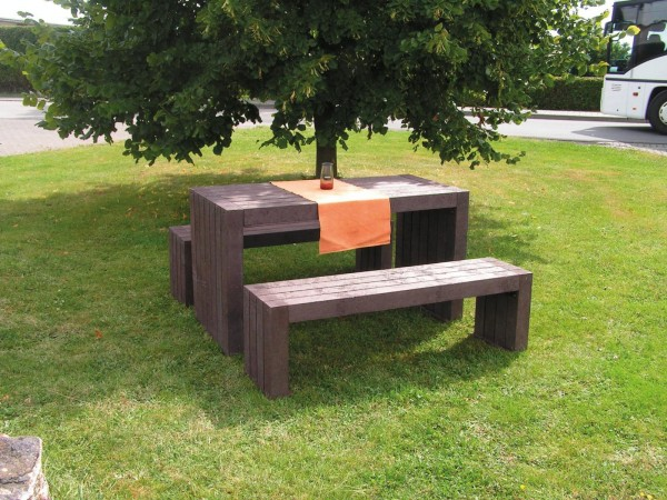 Picknicktisch CALERO | Breite 150 cm