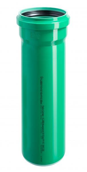 KG 2000 Rohr mit Steckmuffe SN 10 DN 125 (KGEM/2000)