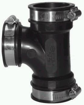 Flexibler Abzweig (T-Stück) 40-50 mm CRA 15070 CRASSUS