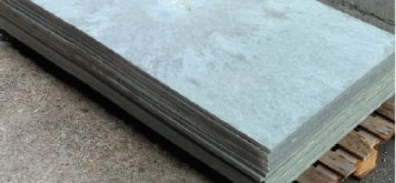 Platte | Stärke 2,5 cm