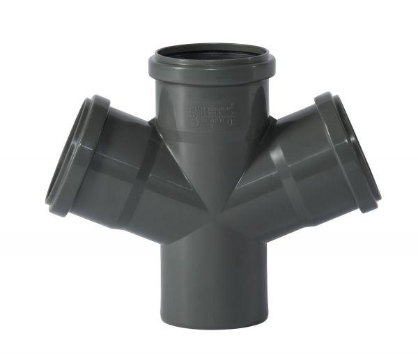 HT Doppelabzweig Winkel 67,5 ° (HTDA)