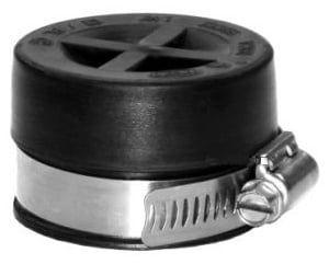 Flexible Endkappe 37 - 45 mm CRASSUS CRA 15074
