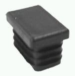 Schutzkappe aus Kunststoff schwarz