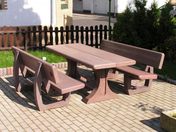 Tisch MIRA | Breite 200 cm
