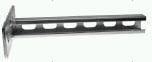 Schienenkonsole Profil 28 / 30 x 2 mm