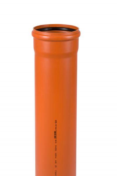 Wäscheabwurf-Rohre DN 300 / 315 (KGEM) Abwasserrohre
